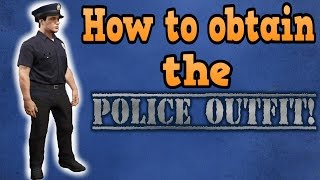 GTA online guides - How to obtain the Police outfit