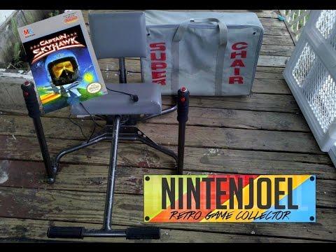 Rare NES Super Chair Review! Nintenjoel