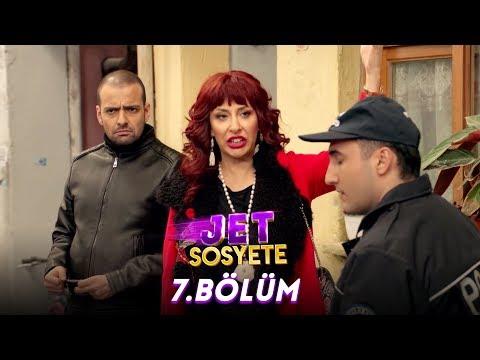 Jet Sosyete 1.Sezon 7. Bölüm (Tek Parça Full HD)