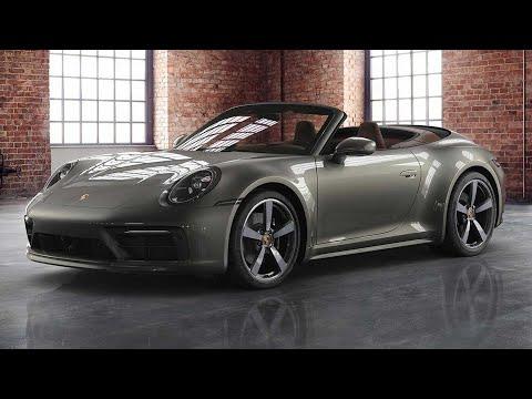 2020 Porsche 911 Carrera Cabriolet by Porsche Exclusive