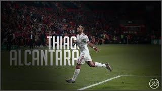 Thiago Alcantara • 2018//Craziest Skills Ever