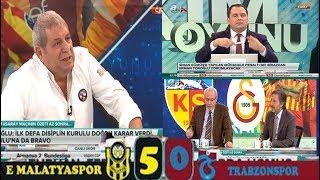 Malatya 5-0 Trabzonspor  Takıım Oyunu Erman Toroğlu Maç yorumları