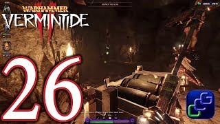 Warhammer Vermintide 2 PC Walkthrough   Part 26    Act I Hunger In The Dark All Tomes Grimoires