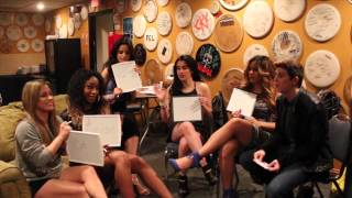 Most Likely Challenge with Fifth Harmony & Tyler Layne