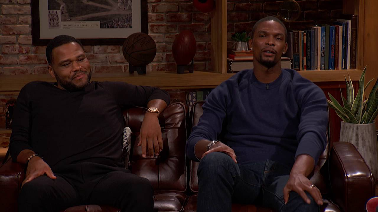 Download Any Given Wednesday: Extra Time with Chris Bosh and Anthony Anderson (HBO)
