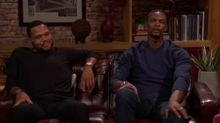 Any Given Wednesday: Extra Time with Chris Bosh and Anthony Anderson (HBO)