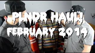 PLNDR Haul! - February 2014 Thumbnail