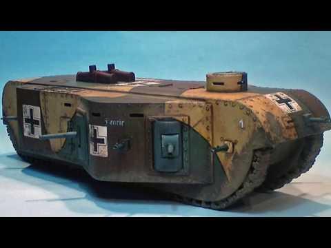 K-Wagen: The World's First Super Tank
