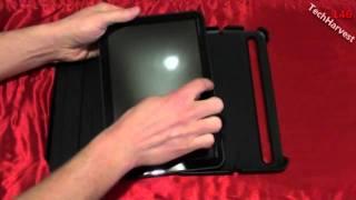 Motorola XOOM: Protective Portfolio Case - Functional Flair