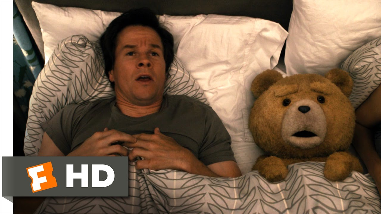 ted (2/10) movie clip - thunder buddies (2012) hd - youtube