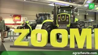 Traktoren aus China für den europäischen Markt