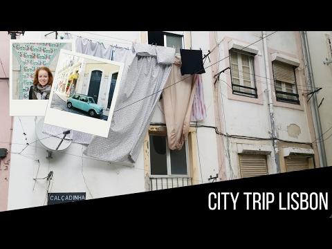 Travel diary Lisbon   Map of Joy