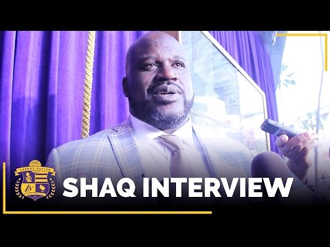 Shaq On Kobe Bryant, Lakers Future, & Reacts To Statue