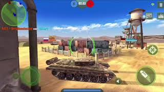 Claiming Level 39 Chassis! - War Machines Tank Shooting Game - imjusbetter
