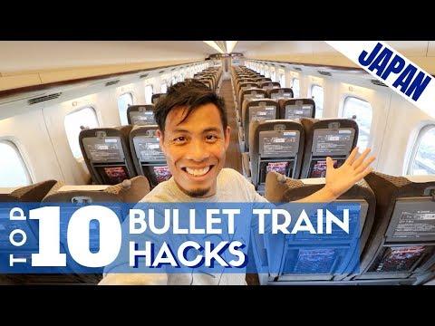 Japan Bullet Train Top 10 Must Know Travel Hacks | Shinkansen Guide