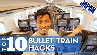 Japan Bullet Train Top 10 Must Know Travel Hacks | Shinkansen Guide