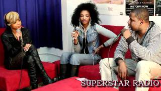 FEMALE RAPPER AMI MILLER FROM 106 & PARK TALKS ABOUT BATTLING