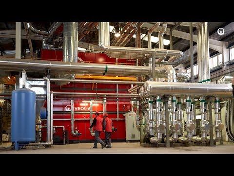 Móstoles District Heating - Veolia