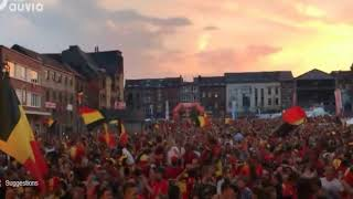 Watch :Belgium vs Brazil 2-1 - The Result in Sweden...World Cup 2018...