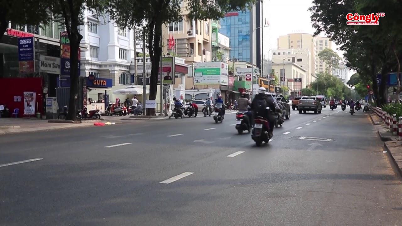 Ngày đầu thực hiện cách ly toàn xã hội tại Tp Hồ Chí Minh
