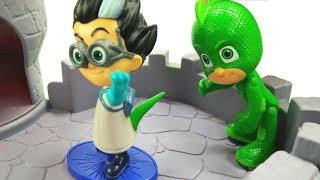 Spielspaß mit den Pyjamahelden - Romeos Wunschmaschine - PJ Masks Toys