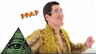 things you didn t know about ppap pen pineapple apple pen song illuminati confirmed just a joke