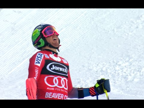 Ted Ligety Takes a Shot from Mike Tyson