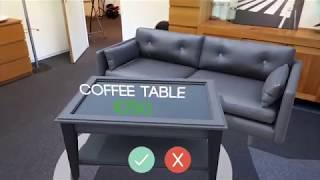 Ar Furniture Placement App   Ar House