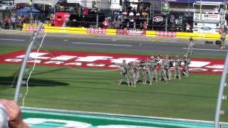 SPIES Extraction at Charlotte Motor Speedway