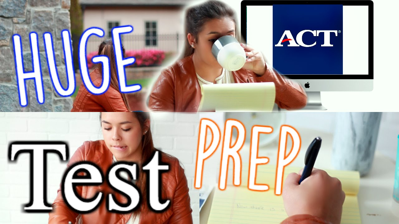 Tricks or tips to study for SAT and ACT?