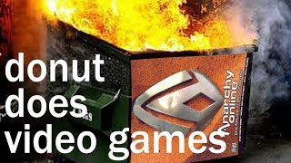 Anarchy Online - Donut does video games