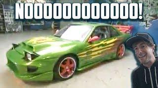Pimp My Ride Nissan 240SX : The Worst 240sx Ever