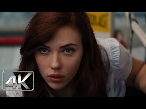 Tony Stark Conoce A Natasha Romanoff Latino 4k Ultra Hd Iron Man 2