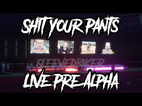 Shit Your Pants Game - Pre Alpha Gameplay Sneak