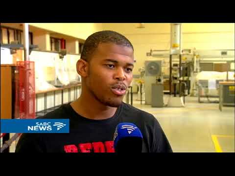 Engineering student makes it through selling recycled plastic