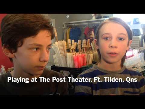 Horton is an Elephant / Rockaway Theatre Company's SEUSSICAL Jr.