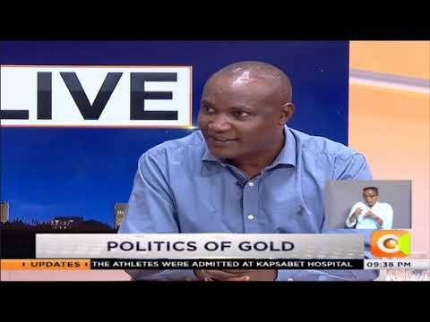 | JKLive | Politics of Gold; with John Mbadi & Samson Cherargei [Part 1]