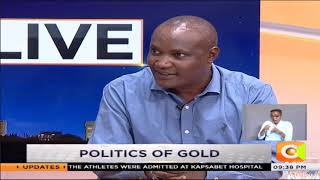 | JKLive | Politics of Gold; with John Mbadi & Samson Cherargei [Part 1]