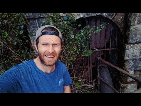 ABANDONED TUNNEL GOING THROUGH TABLE MOUNTAIN??