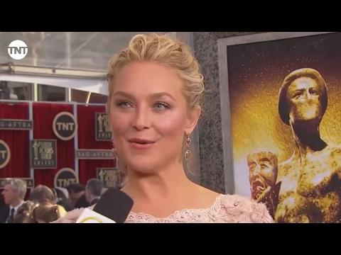 Elisabeth Rohm  Red Carpet  SAG Awards