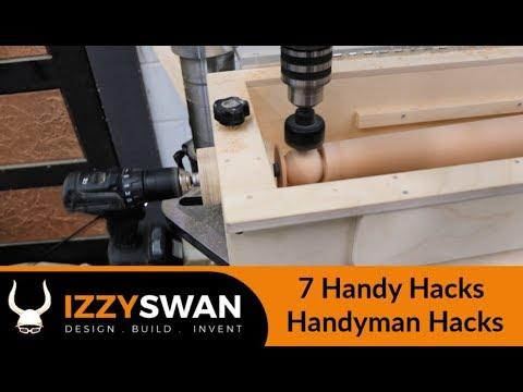 7 DIY Hacks That will make you look handy