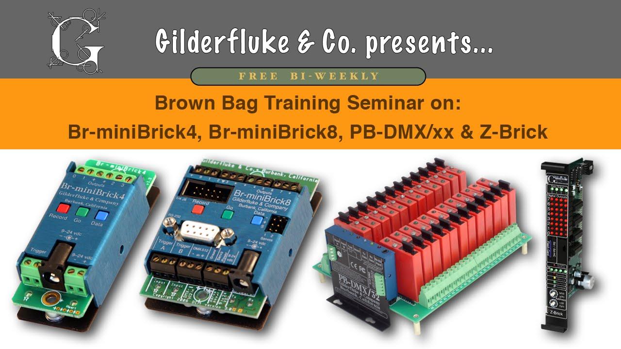 Brown Bag Seminar On Br Minibrick4 Minibrick8 Pb Dmx Z Brick Dmxprojectscom Dmx512 Lighting Projects Relay Schematic