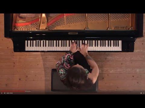 Ravel, Le Tombeau de Couperin -INGA FIOLIA Klavierfestival Ruhr