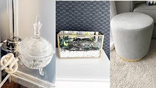 Home Decor 2019| Thrift/Charity Store and Aldi Home Haul| Cute Inexpensive Summer Decor
