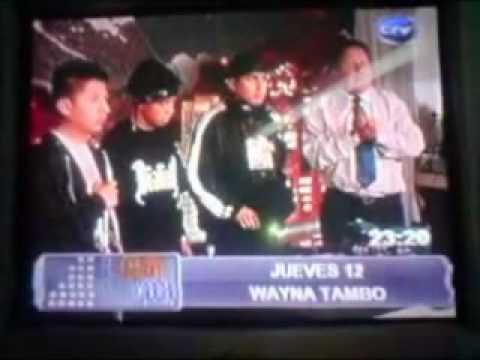 DIZTNTO CaNAL 18 CTV en vivo 9 03 09 La Paz Bolivia