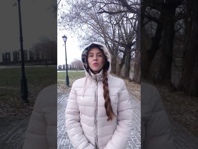 Изображение предпросмотра прочтения – НадеждаТупоногова читает произведение «Только девочка» М.И.Цветаевой