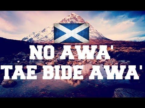♫ Scottish Music - No awa' tae bide awa' ♫