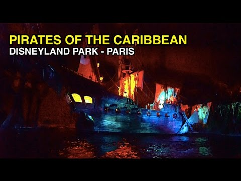 [PARIS] Pirates of the Caribbean - Parisian Pirate Party : Disneyland Park (Paris, France)