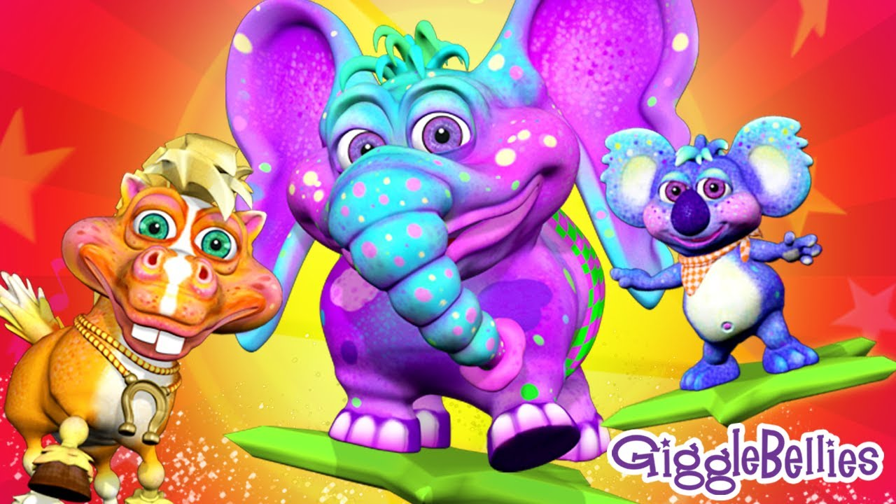 The Gigglebellies Fun Videos For Kids