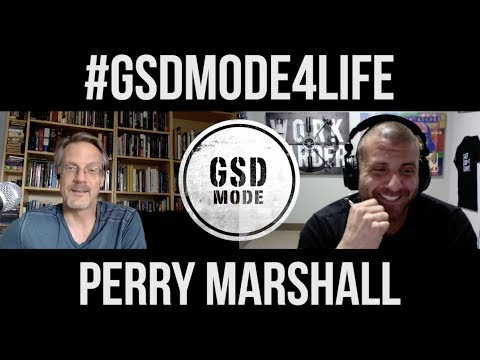Perry Marshall, One Of The GREATEST Digital Marketers On The Planet Discusses Marketing & Growth!